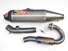 2009-2015 Kawasaki KX450F Pro-Circuit Ti-6 Pro Titanium Exhaust System (KX 450F)