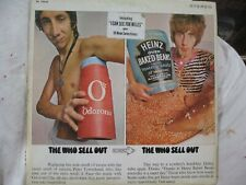 The Who Sell Out-ORIGINAL 1967 US Stereo PROMO LP