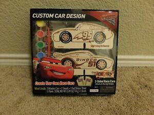 New Bendon Disney Pixar Cars 3 Custom Car Design Create your own race cars