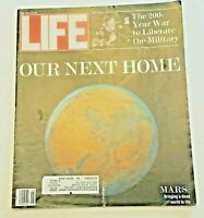 May, 1991 LIFE Magazine 90s Advertising ads add ad FREE SHIPPING Retro Graphics