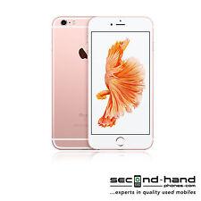 "Apple iPhone 6s 16GB - Rose Gold - (Unlocked) - 1 Year Warranty -""Grade A"""
