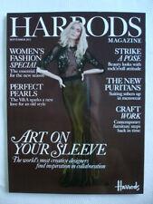 September Fashion Magazines in English