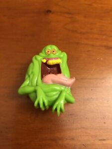 Rare Vintage 1989 The Real Ghostbusters Slimer Watch untested parts