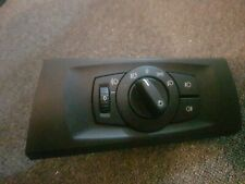 BMW 1/3 SERIES HEADLIGHT SWITCH, HEADLIGHT HEIGHT & REAR FOG TYPE E90-E93 05-12