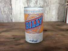 Vintage Billy Beer Can,  Stay Tab, 12 Oz Aluminum Can