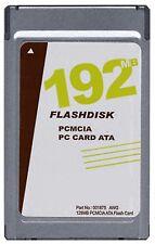 192MB Gigaram PCMCIA ATA Flash Card (p/n ATA-192MB-MT)
