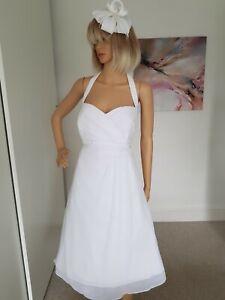 ALFRED ANGELO BEAUTIFUL MARILYN MONROE STYLE WEDDING DRESS SIZE 22/24