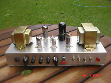 Eric McChanson Guitar / Harp Amp+ full opts 2 / 5W SE Class A Valve Tube NEW