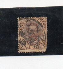 Italia monarquias Valor del año 1886 (CE-747)