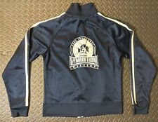 Disneyland Jacket sz MED Rare Inaugural 2006 Run First Half Marathon Mickey