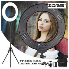 "Zomei 14"" Ring Light Dimmable For Video & Photography Lighting includes Stand"