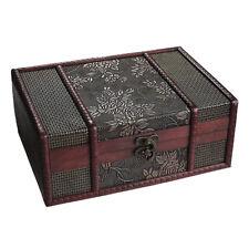 Treasure Box 9.0inch Grape Small Trunk Box for Jewelry Storage H6P4 I3K2
