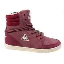 Chaussures rouges le coq sportif pour fille de 2 à 16 ans