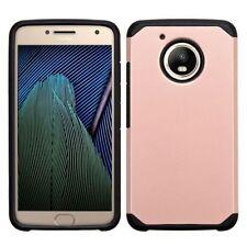 Étuis, housses et coques noirs métalliques Motorola Moto G pour téléphone mobile et assistant personnel (PDA)