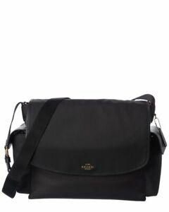 Coach Baby Messenger Bag Women's Black