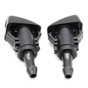 2Pcs NEW Chrysler 300 Dodge Trucks 04805742AB Windshield Washer Nozzle