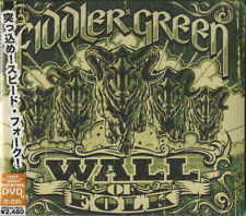 FIDDLER GREEN-WALL OF FOLK-JAPAN CD BONUS TRACKS F25