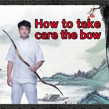 """Af Bow How to take care the bow """" No need to buy,Just watching �"""