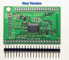 Universal Serial: UART/IIC/I2C/SPI Adapter V2 für 128x64 LCD + Arduino Lib