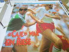Fußball 1 Legenden 1975-1992 Jan Ceulemans Belgien