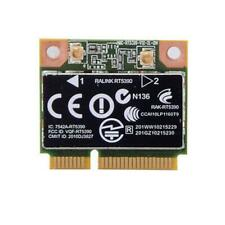 Dual band Half Mini PCIe Wlan Wireless WiFi Card Fits RT5390 RALINK HP COMPAQ