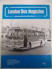 London Bus Magazine in Transportation Magazines for sale | eBay