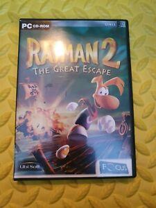 Rayman 2: The Great Escape (PC: Windows, 2001)