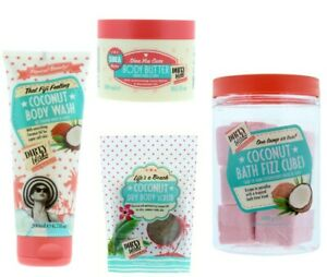 4 Item Gift Set - Dirty Works Bath & Body mixed Kit -Women's / Ladies Beauty