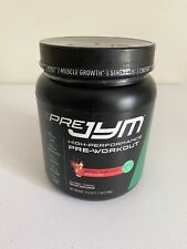Pre JYM Pre Workout Powder High Performance Natural Island Punch 30 Servings