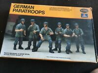 TESTORS  GERMAN PARATROOPS MODEL NEW