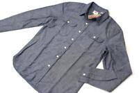 Levi's Men's Blue Button Down Shirt NWT
