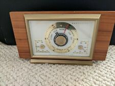 New listing Vintage Airguide Desktop Weather Station-Good Condition-Free Shipping