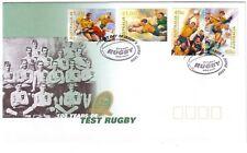 "1999 Fdc Australia. 100 Years Test Rugby. Pict.Fdi ""Sydney"""