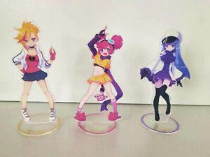 Muse Dash Rin Buro Marija Acryllc Stand Display Strap Home Decor Figure Gift N