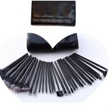 Make up Brushes Set Professional  Cosmetic Tool Makeup Kit+Luxury Bag UK