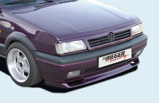 Rieger front spoiler labbro VW POLO 86/86c