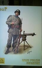 1/72 WW2 Polish Infantry Soldiers 8115