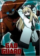 Gad Guard - Vol. 4: Collections (DVD, 2004) Brand New *