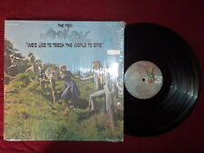 "LP THE NEW SEEKERS ""We'd like to teach the world to sing"" EKS 74115 µ"