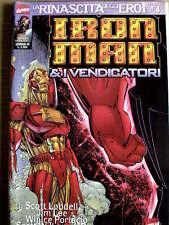 Iron Man & I Vendicatori n°22 1998 ed. Marvel Italia   [G.199]