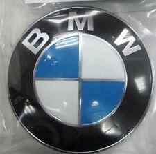 New BMW Boot 74mm Car Badge Decal Logo Emblem E30 E32 E21 E28 E36 E46 E34 E38