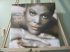 DIONNE - FRIENDS IN LOVE -  LP VINYL  RECORD NEW SEALED
