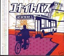 UNITEBUS - Get On The Bus - Japan CD - NEW J-POP