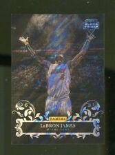 2013 Panini Black Friday Collection #6 LEBRON JAMES Chalk Toss Lava Flow /150 SP