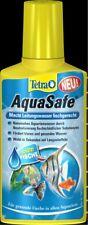 Aquasafe Tetra 500ml Wasseraufbereiter Auqa Safe  Leitungswasser- entfernt Chlor