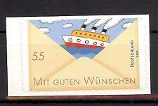 """2848 """" Schiff """", sk ** aus MS"""
