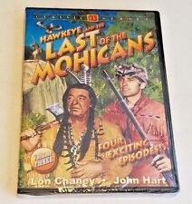 Hawkeye and the Last of the Mohicans: Volume 3 DVD NEW