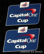 Capital One Cup 2013-2016 football shirt Patch/Badge Sporting ID