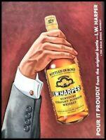 1940 Harper Kentucky Whiskey Vintage Advertisement Print Art Ad Poster LG89