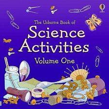 BookShark Science Volume 1 Usborne Book of Science Activities Vol 1